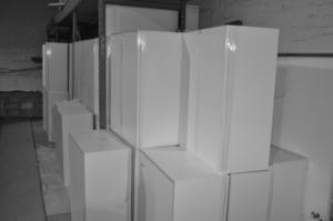 Produit conomique payez et emportez armoires super prix 514 522 5562 5500 rue - Revamper armoire melamine ...