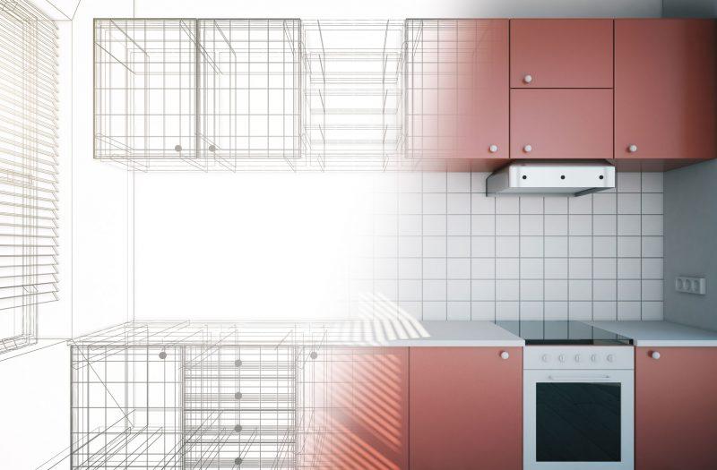 comment concevoir une cuisine fonctionnelle armoires super prix 514 522 5562 5500. Black Bedroom Furniture Sets. Home Design Ideas